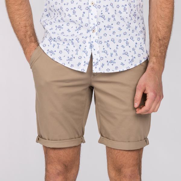 Bruine heren shorts Vanguard - VSH203107 8020