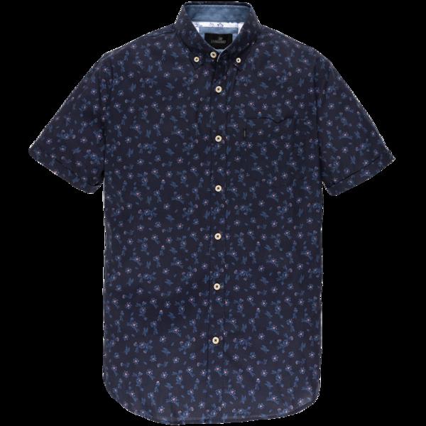 Donkerblauw heren overhemd Vanguard - VSIS203268 5318