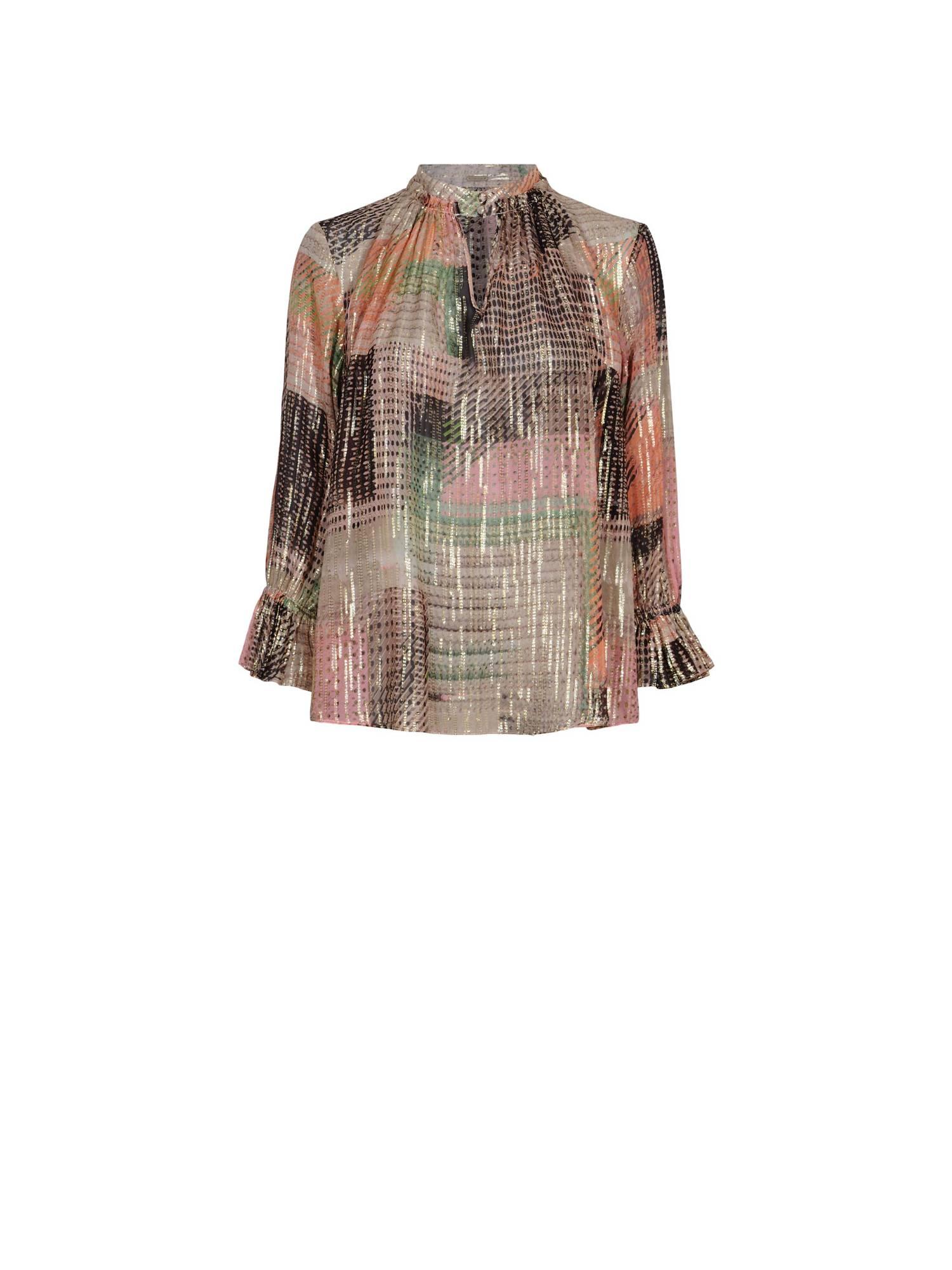 Roze dames blouse Gustav - 7290-0-5088