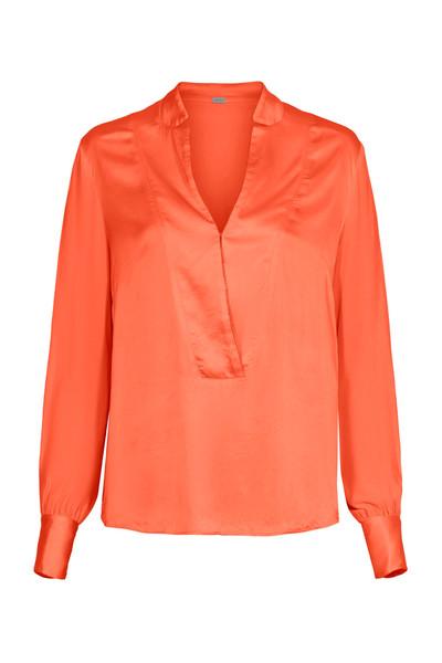 Oranje dames top Gustav - 7228-0-0150