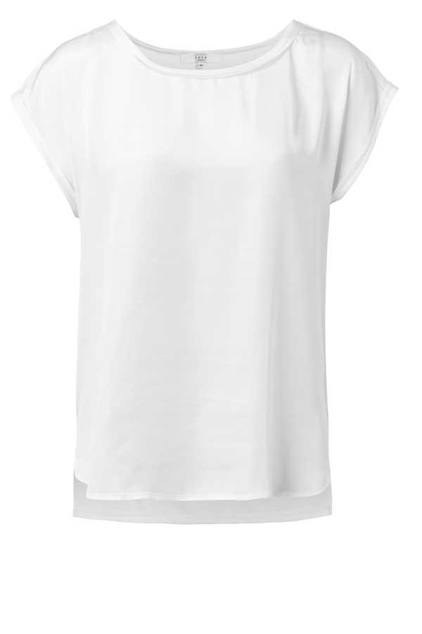 Witte dames top YAYA - 1901276-015 14800