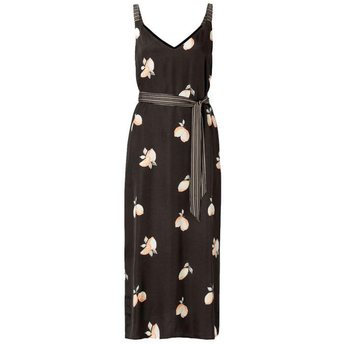 Zwarte dames jurk YAYA - 1801226 943051