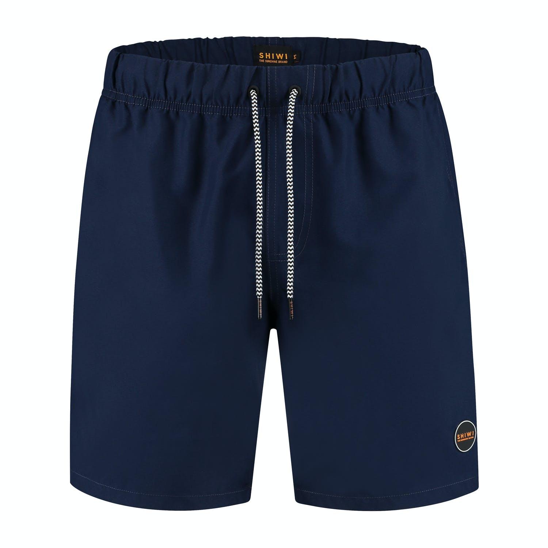 Donkerblauwe heren zwemshort Shiwi - 4100111000-604