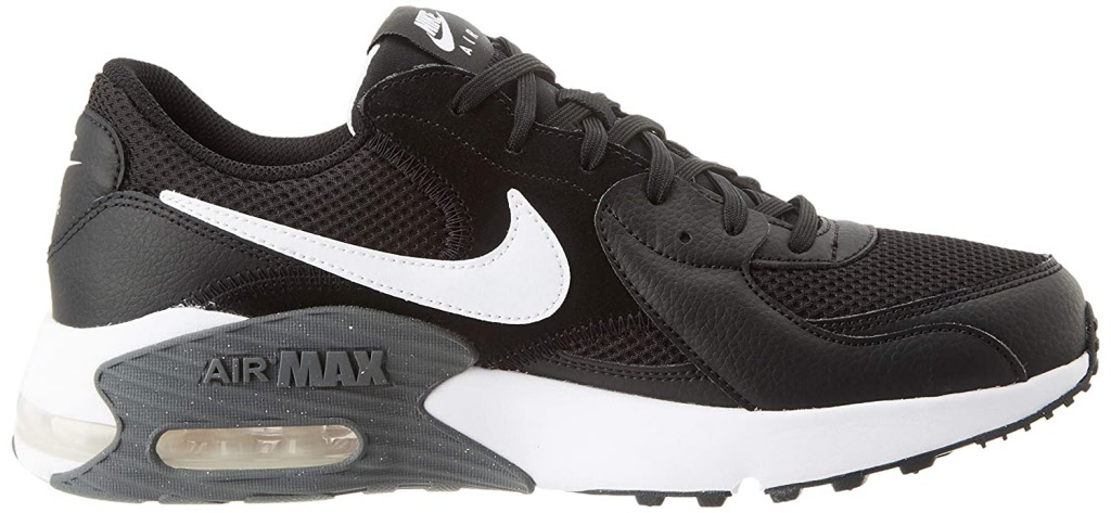 Zwarte heren sneakers Nike Excee - CD4165 001