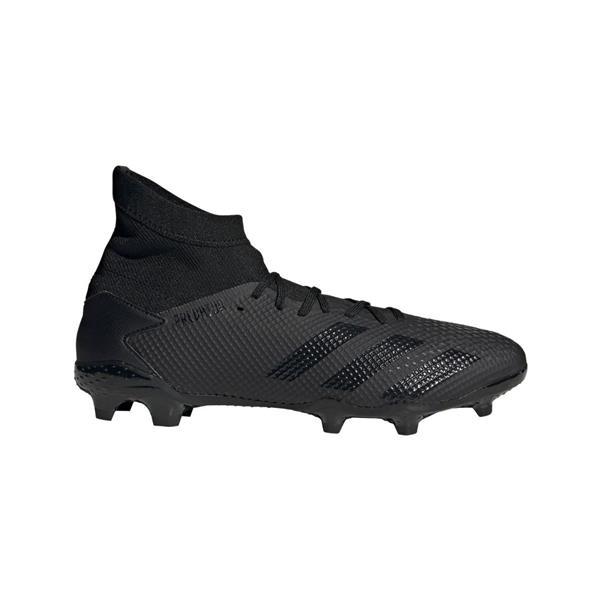 Zwarte voetbalschoenen Adidas Predator 20.3 - EF1634