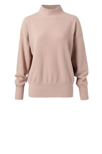 Roze dames trui YAYA - 1000337-023
