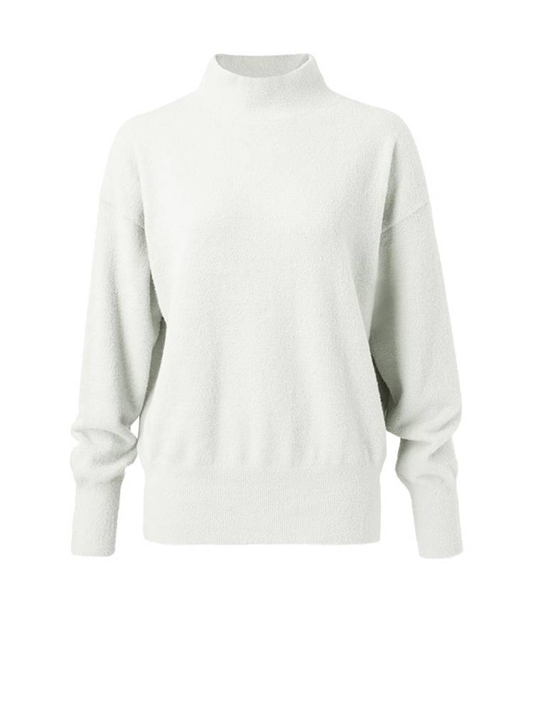 Witte dames trui YAYA - 1000337-023