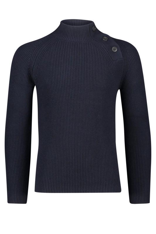 Donkerblauwe heren trui Blue Industry - KBIW20-M8