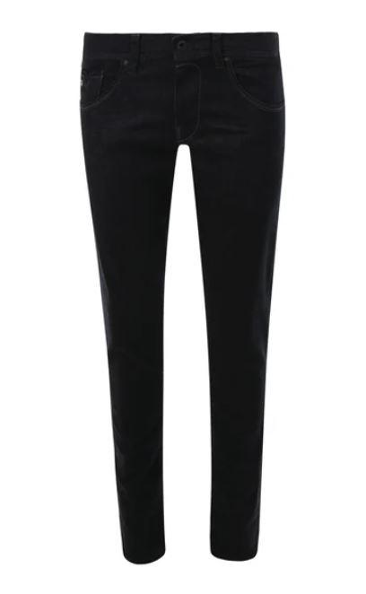 Donkerblauwe heren jeans Vanguard Lengte 34 - VTR206302-CDD 34