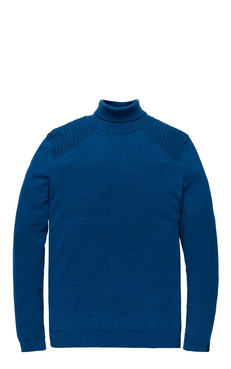 Blauwe heren coltrui Vanguard - VKW206320-5089