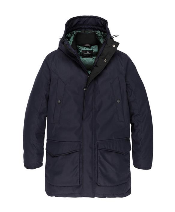 Donkerblauwe heren jas Vanguard - VJA206111