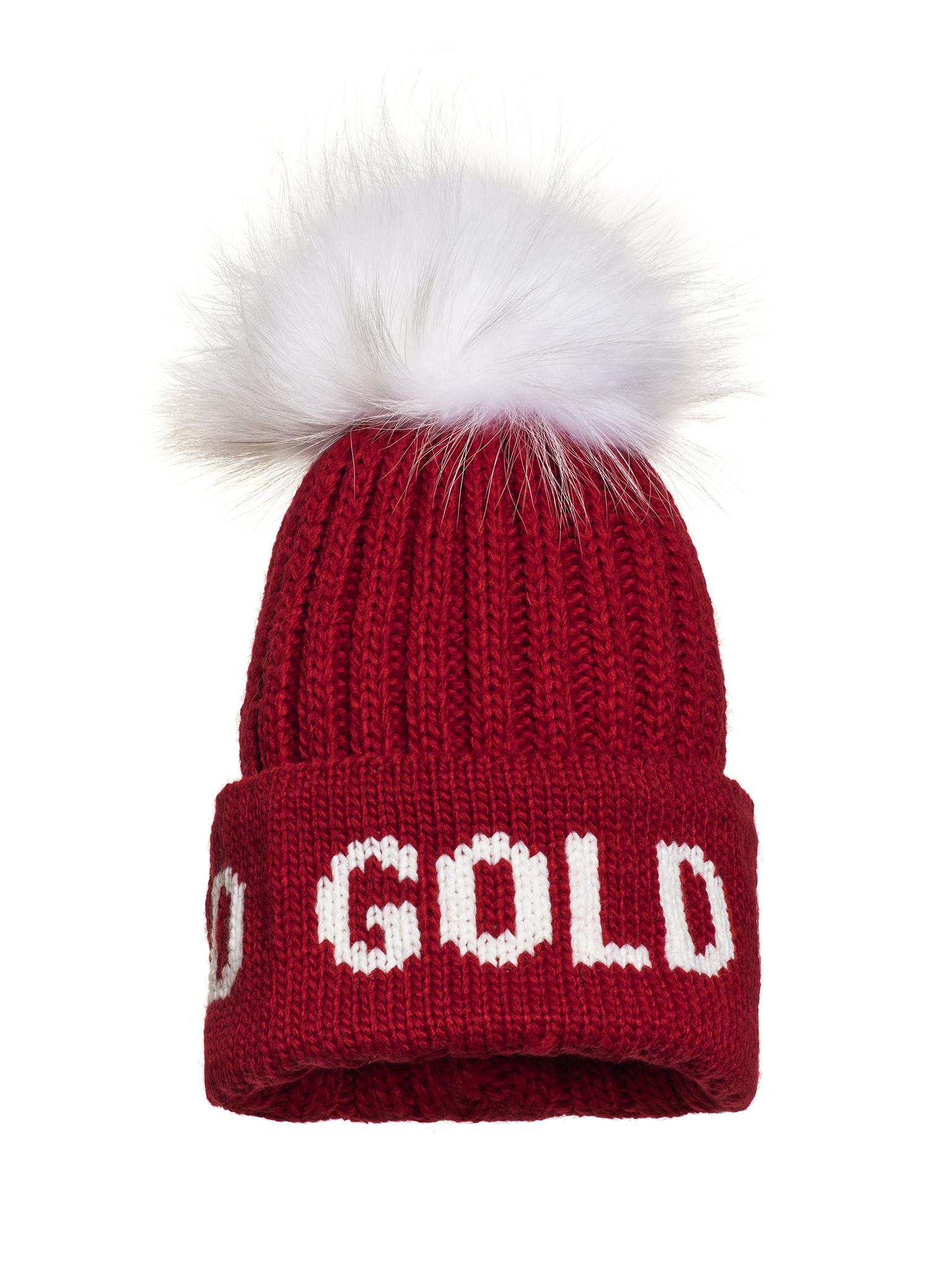 Rode skimuts Goldbergh Hodd -  GB4210203/459