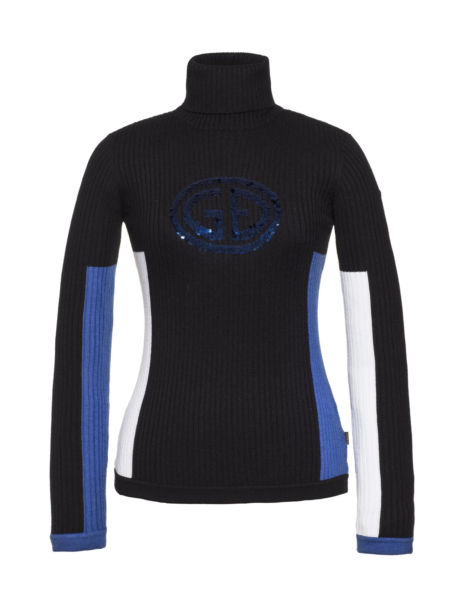 Zwarte dames skitrui Goldbergh Gemma -  GB4411203/900