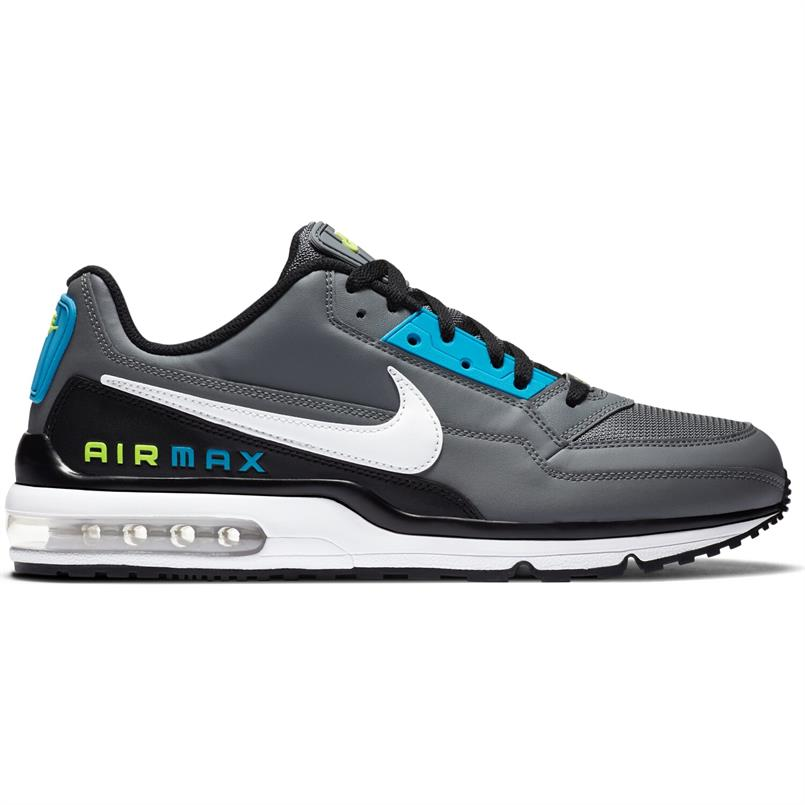 Donkergrijze heren sneakers Nike Air Max LTD 3 - CZ7554-001