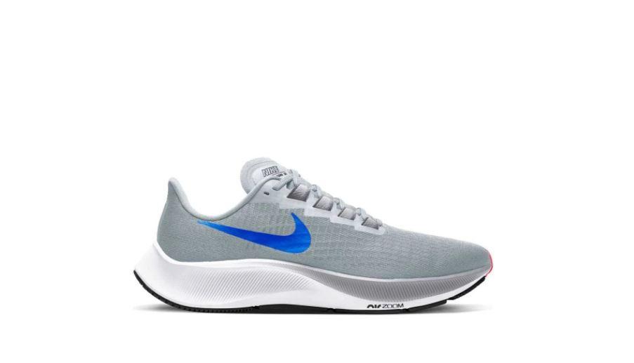 Grijze heren hardloopschoen Nike Air Zoom Pegasus - BQ9646-006