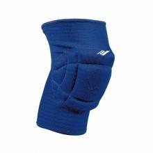 Blauwe volleybal knie beschermers Smash Super