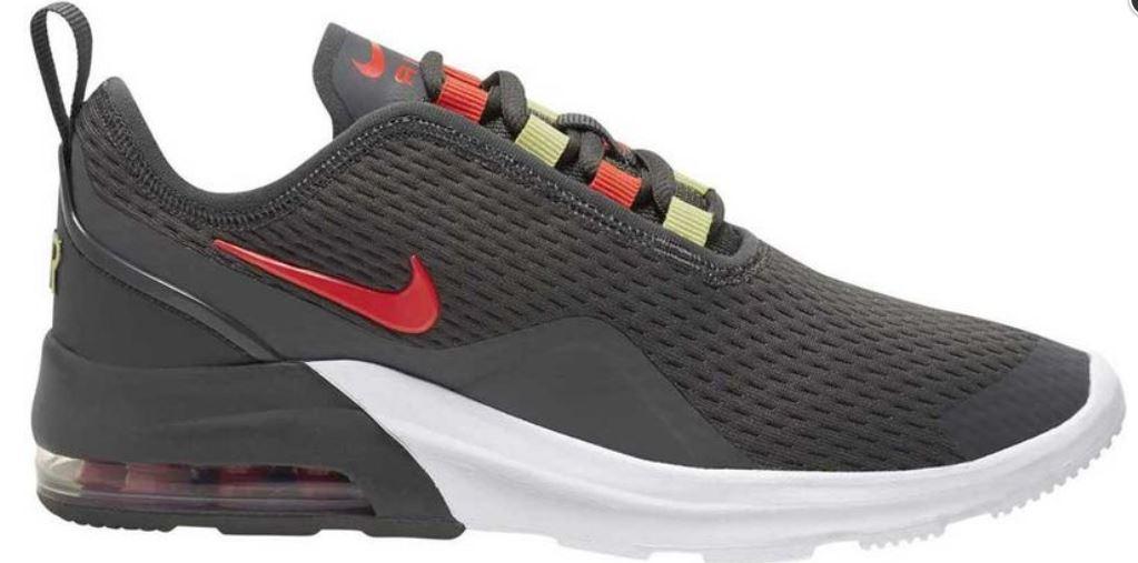 Grijze kindersneakers Nike Air Max Motion 2 - AQ2741-018