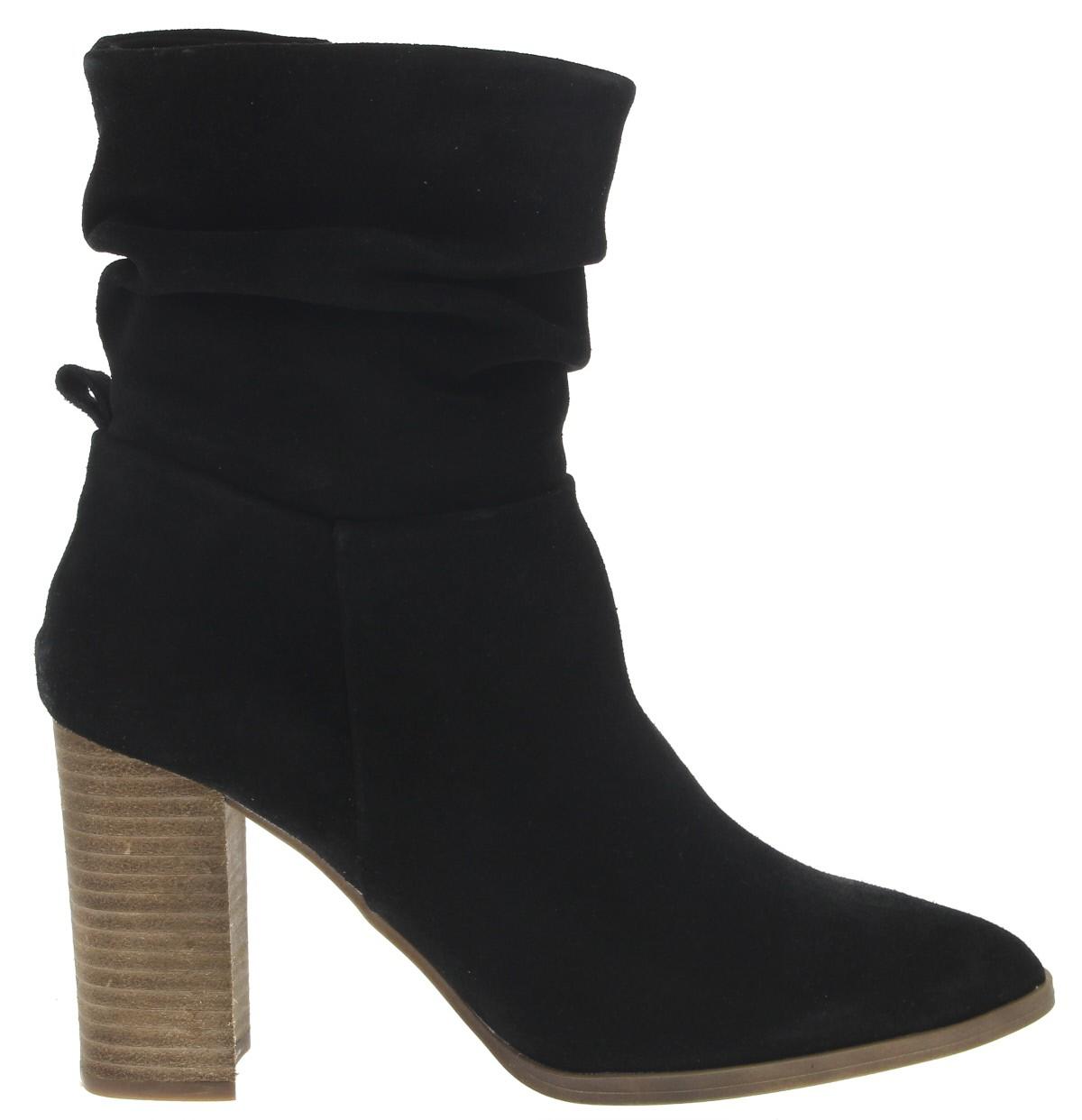 Zwarte dameslaars - Shoecolate - 8.10.18.030 - black