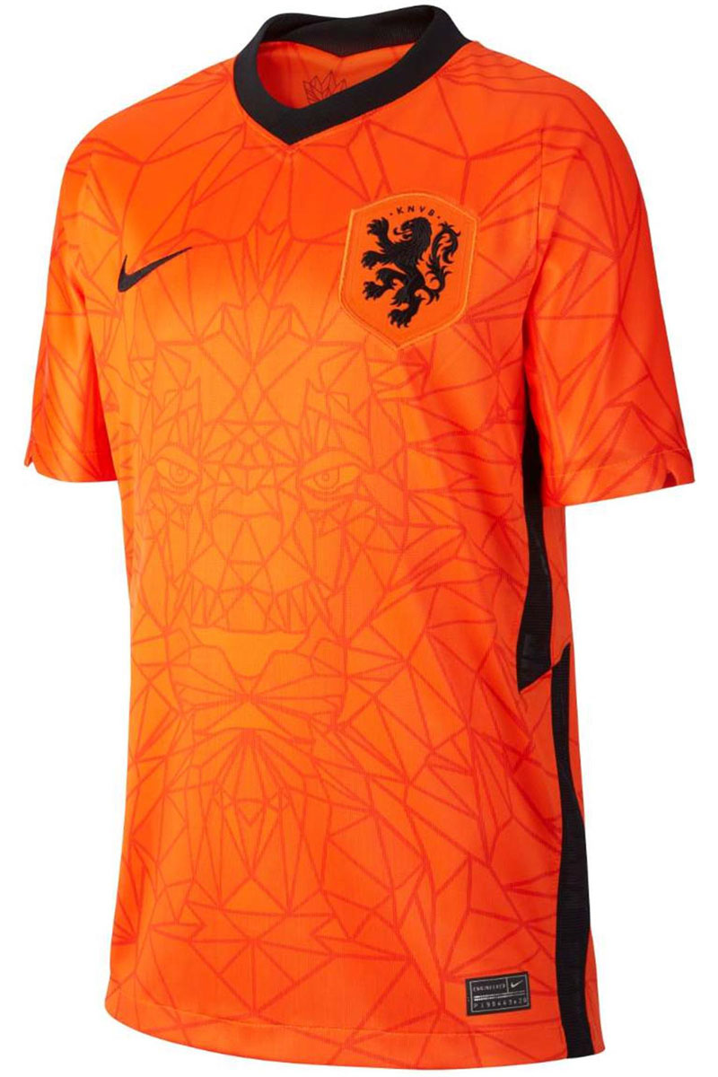 Nike X KNVB Nederlands Elftal kindershirt - CD1044-819