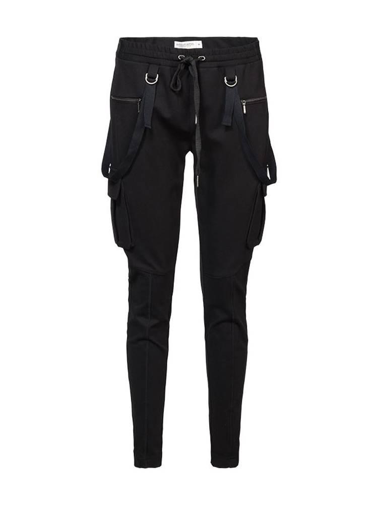 Zwarte dames broek Summum - 4s2060 990 black