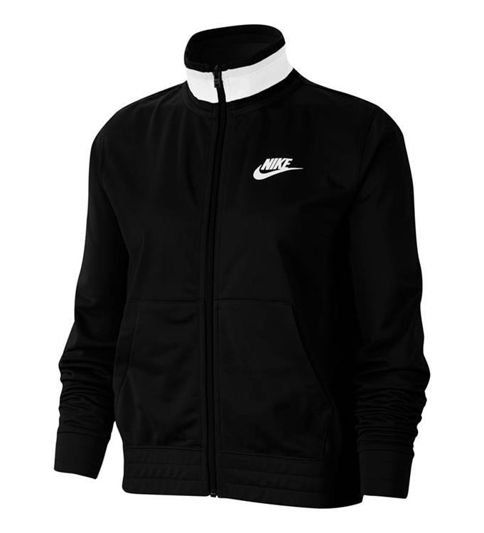 Zwart dames trainingsjack Nike CU5928-010