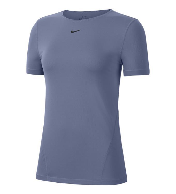 paars blauw dames trainings Tshirt Nike AO9951-482