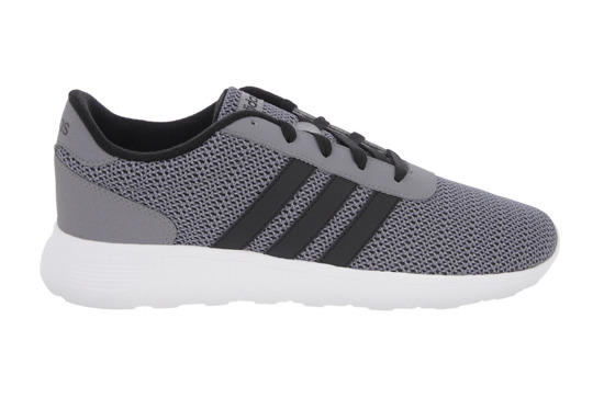 Grijze sneakers Adidas neo lite racer