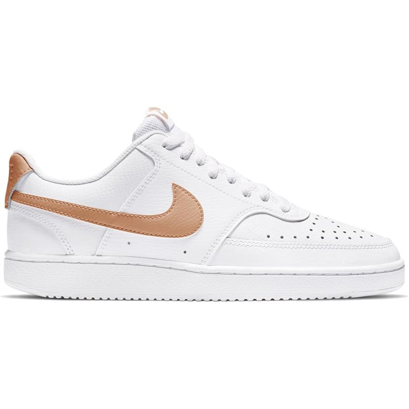 Witte dames sneaker Nike Court Vision Low - CD5434 107