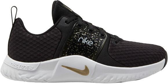 Zwarte dames sportschoenen Nike Renew In-Season Tr10 PRM - CV0196 001