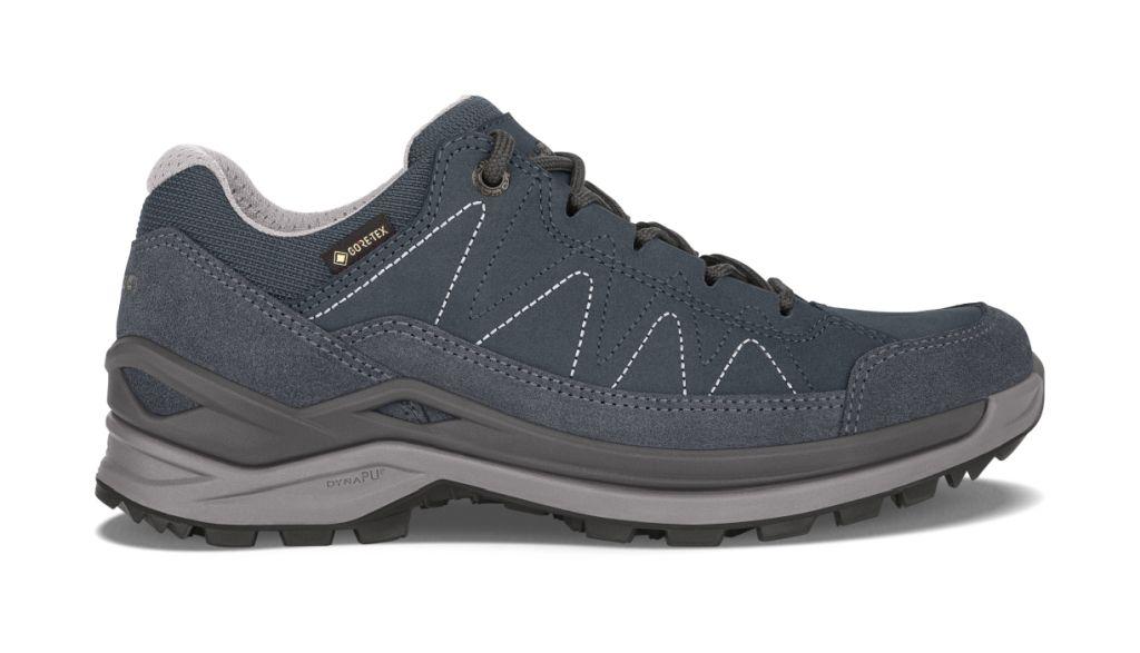 Blauwe grijze wandelschoenen Lowa Toro GTX - 310733-6930