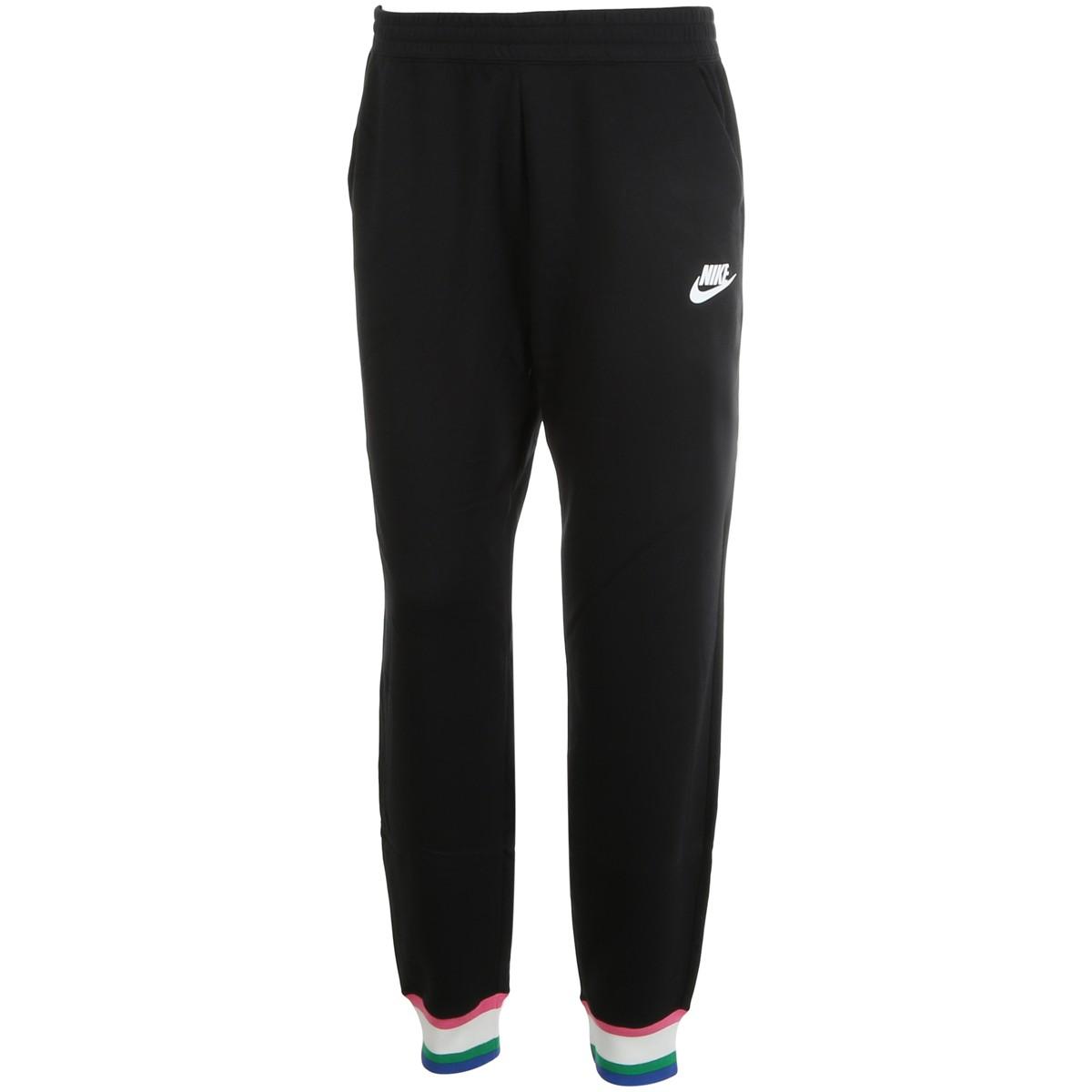 Zwarte dames broek Nike Heritage Fleece - CU5909-011