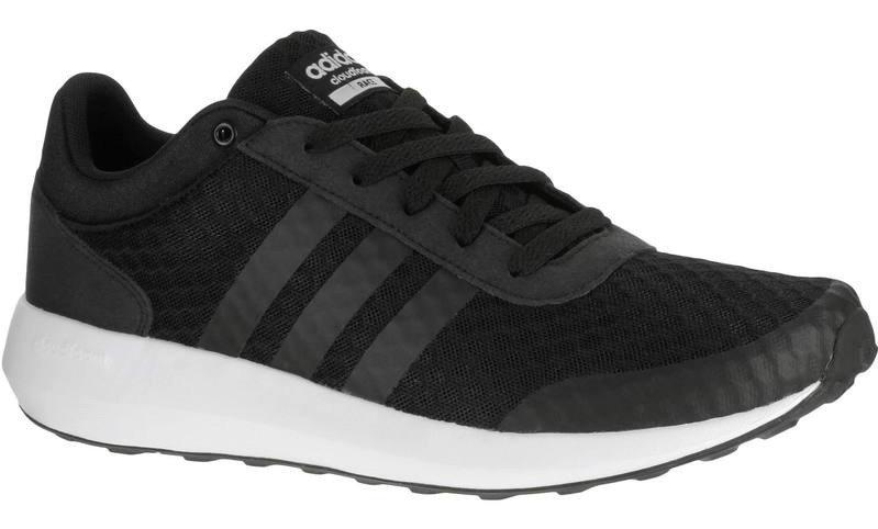 Zwarte sneaker heren Adidas Lite racer