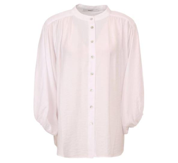 Witte dames blouse Penn&Ink - S21F863 white