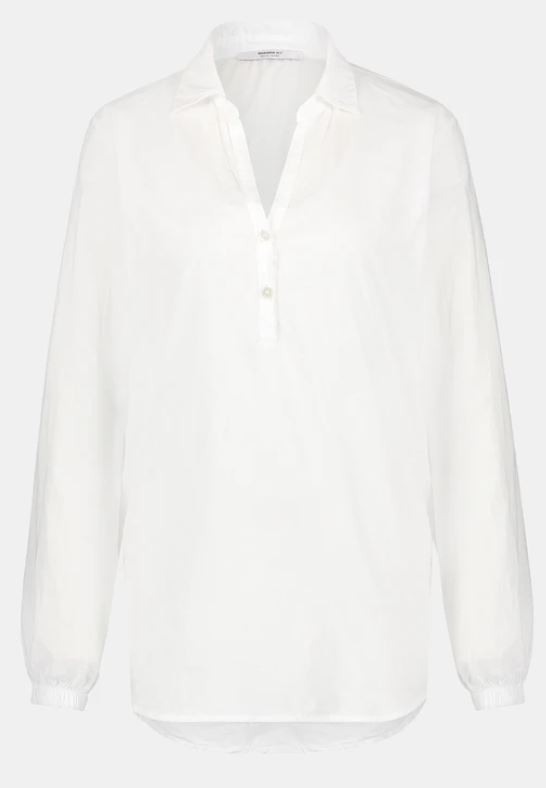 Witte dames blouse Penn&Ink - S21F868 white