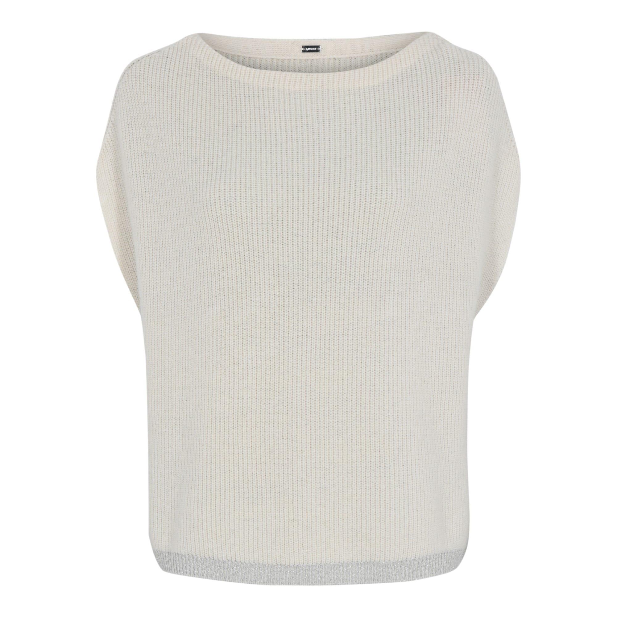 Witte dames sweater Gustav - 3693-0-589