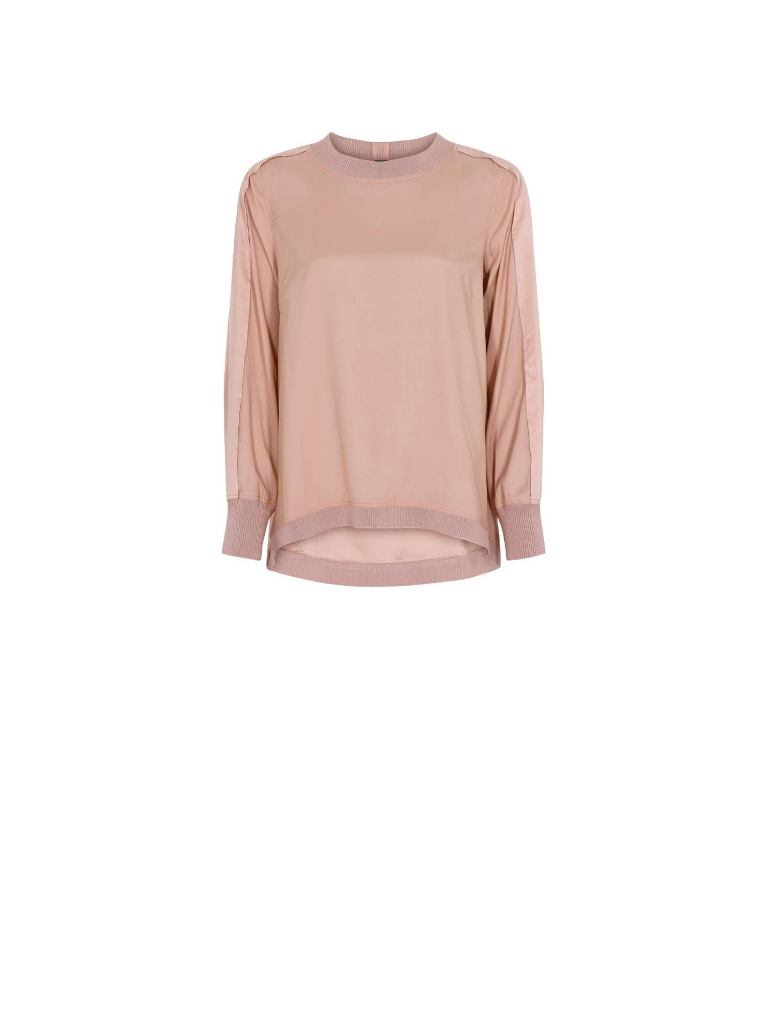Roze dames top Gustav - 7728-0-6023