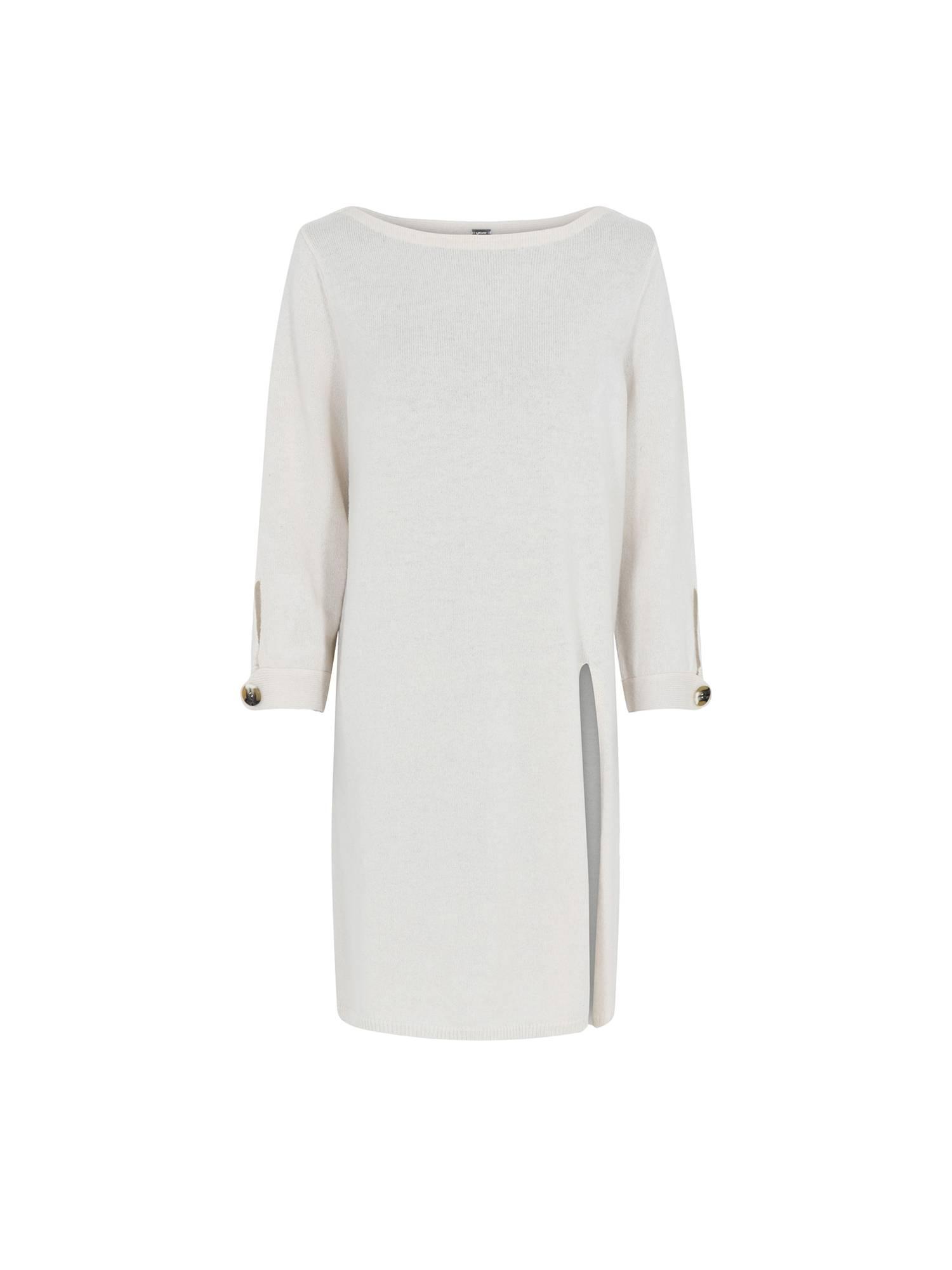 Witte dames jurk Gustav - 3693-0-589