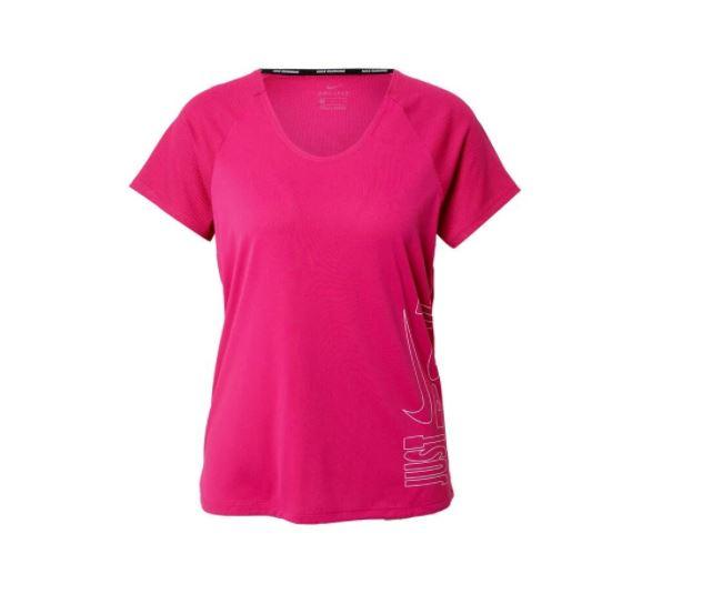 Roze dames t-shirt Nike Miller Icon Clash - DC7594-615