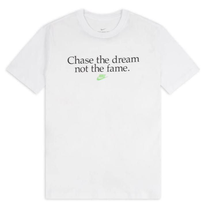Wit heren t-shirt Nike - DB6159-100