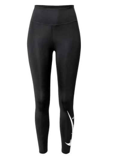 Zwarte dames tight Nike Swoosh - DA1145-010