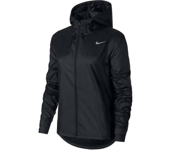 Zwart dames hardloop jack Nike Essential - CU3217-010