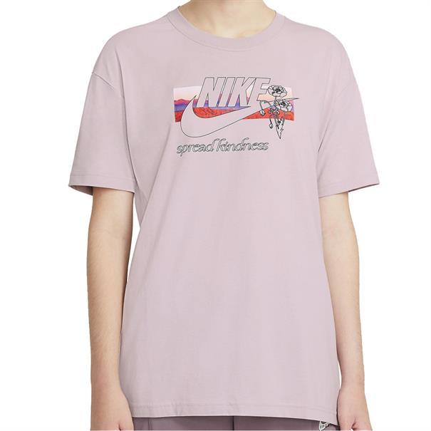 Roze dames T-shirt Nike - DB9721-058