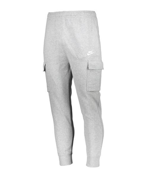 Lichtgrijze joggingbroek Nike Club French Terry - CZ9954-063