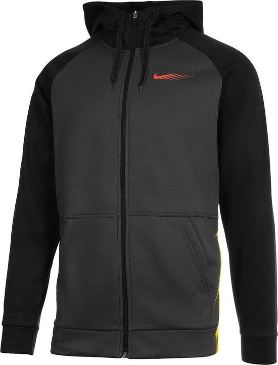 Zwart heren jack Nike Therma - CZ7708-010