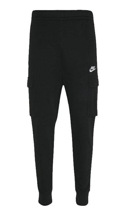 Zwarte heren trainingsbroek Nike - CZ9954-010