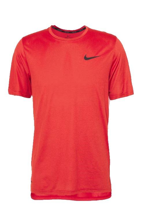 Rood heren t-shirt Nike Pro - CZ1181-677