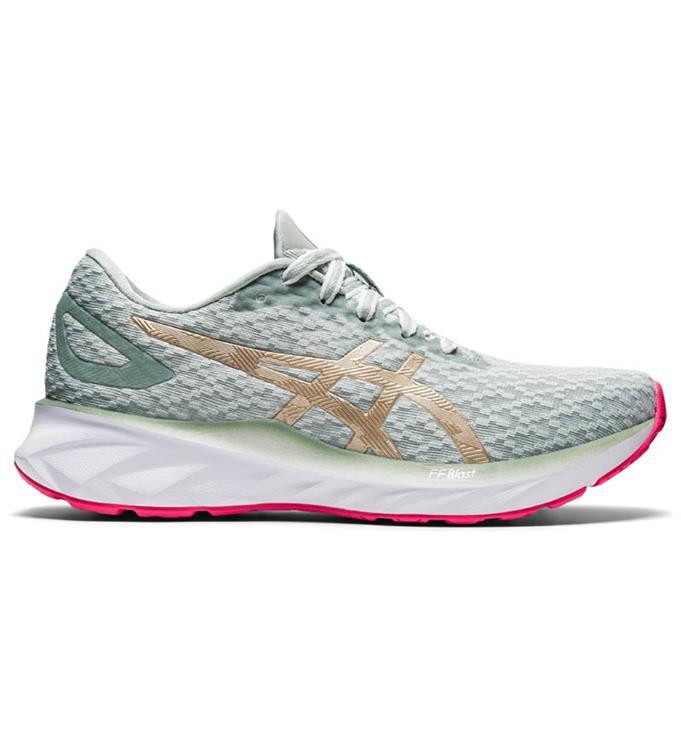 Mintgroene dames schoenen Asics Dynablast - 1012B001-300