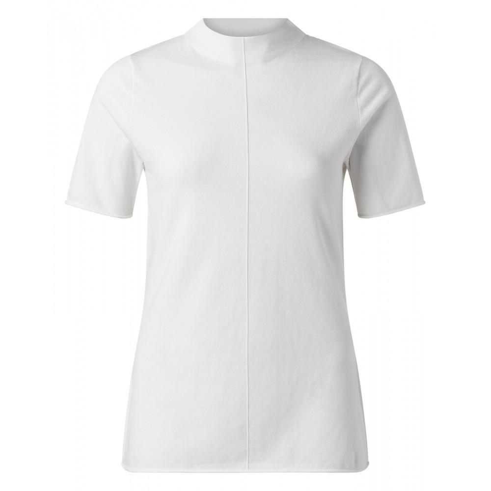 Wit dames t-shirt YAYA - 1901407-113 10602
