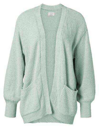 Blauw dames vest YAYA - 1010121-113