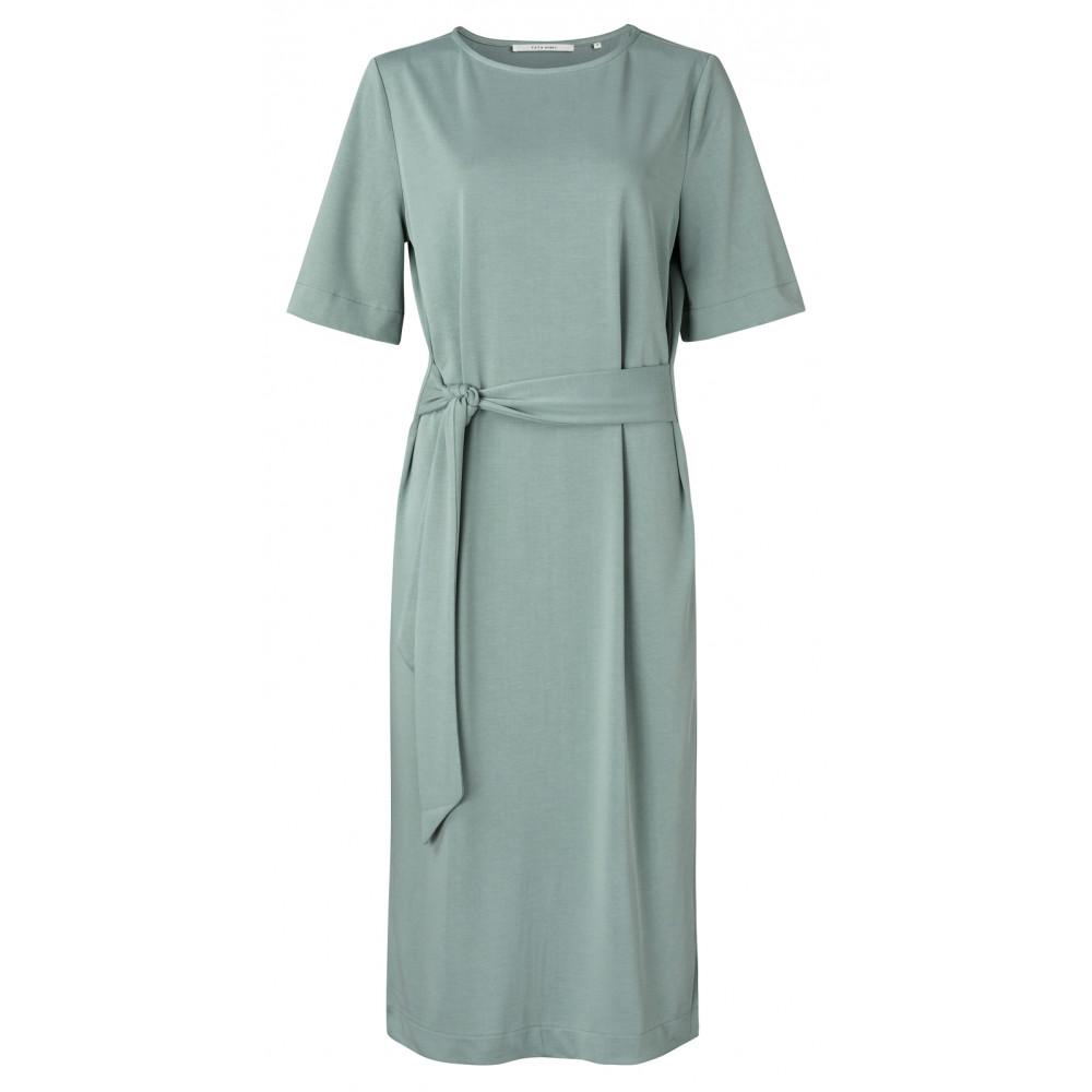 Blauwe dames jurk YAYA - 1809322-113